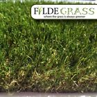FYLDE Artificial Grass - Fake Lawn Turf Astro - Roma 35mm - 2.8kg
