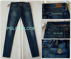 New Ralph Lauren Denim Supply Women Skinny Premium Jeans Pants 29 30 31