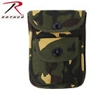 Rothco Two Pocket Ammo Pouch - Available in Olive Drab, Camouflage & Black