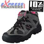 Mercury MX2 Womens Scafel Outdoor Walking Hiking Trail Boots Grey * AUTHENTIC *