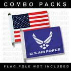 Motorcycle Flags | Motorcycle Flag | COMBO PACKS | 6X9 or 10X15 Motorcycle Flag