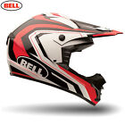 Bell MX SX-1 Adult motocross enduro quad Helmet storm red