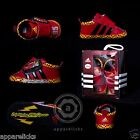 Adidas Disney Cars Lightning McQueen Baby Boys Soft Shoe Trainers Red G46479