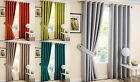 Brazil Luxury Woven Ring Top Curtains Available In 5 Vibrant Colorways 5 Sizes
