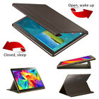 """Ultra Slim Book Cover Flip Stand Case For Samsung Galaxy Tab S T800 T805C 10.5"""""""