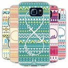HEAD CASE INFINITY AZTEC SILICONE GEL CASE FOR SAMSUNG GALAXY S6 DUOS