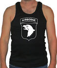 US Army infantry 101st Airborne Division Screaming Eagle sweat proof t-shirt