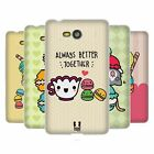 HEAD CASE KAWAII MACARON COVER MORBIDA IN GEL PER NOKIA LUMIA 820
