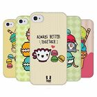 HEAD CASE KAWAII MACARON COVER MORBIDA IN GEL PER APPLE iPHONE 4S