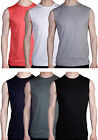 Mens Muscle Top Capped Sleeve Vest Jersey Short Sleeve Gym Tank Top