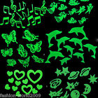 Home DIY 3D Wall Glow In The Dark Stars Stickers Kid's Bedroom Room Decor Styles