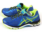 Asics GT-3000 3 (2E) Blue/Flash Yellow/Atomic Blue Expert Running T501N-4207