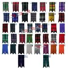 Внешний вид - Kilt Flashes Scottish Royal Stewart Tartan + Heavy Buckle Multi Color's New AAR