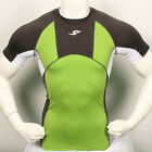 New Limited baselayer 166 COMPRESSION skin tights top S~2XL sports shirt Green