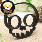 Cute Skull Owl Egg Fried Cooking Mould Shaper Ring Kitchen Tools Enjoy Breakfast