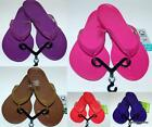 CROCS NEW LADIES Really Sexy Flipflops Sandals Croslite 5 colours  Liteweight