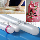 "9""/20"" Rolling Pin Fondant Craft Roller Cake Decorating Modelling Tools Mold #T"
