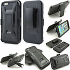 CASE For Apple iPhone 6 & 6 PLUS Heavy Duty Case Cover Hybrid Armor