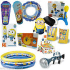 Despicable Me Minions Movie Party Filler Pool Summer Bop Inflatable Toy Xmas