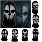 Call of Duty Ghost Skull Face Mask Balaclava Ski Motorcycle Cosplay Mask COD