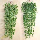 Hanging Artificial Ivy Vine Fake Foliage Dried Flower Leaf Garland Plant Decor