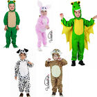 Kid's Animal Toddler Fancy Dress Children Costume Party Age Under 4 Years