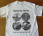 SPROATLY SMITH  TURN ON,TUNE IN, FOLK OUT # 2 T-SHIRT