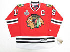 JONATHAN TOEWS CHICAGO BLACKHAWKS HOME 2010 STANLEY CUP REEBOK HOCKEY JERSEY