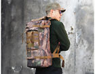 55L Waterproof Outdoor Sports Backpack Hiking Travel Tactical Laptop Bag Daypack