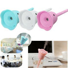 Portable Simple USB Aroma Mist Maker Water Bottle Air Diffuser Humidifier Office