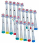 Electric Toothbrush Replacement Heads Compatible With Oral B Braun Models