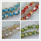 Handmade Lampwork Glass Round Bead Spacers 10mm/12mm  4color-1 P426