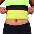 UK Best Neoprene Slimming Waist Belt Body Shaper Slimming trainer corsets FO77