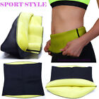 US Hot Body Shaper Neoprene Slim Belt Tummy Trimmer Waist Cincher Shapewear BC90