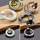 New Antique Rings Hardware Cabinet Drawer Wardrobe Door Ring Pull Handle Knobs