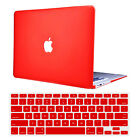 Laptop Accessories Rubberized Hardshell Case for Macbook Air Pro 11 12 13 15 +KB