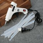 Art Craft Repair Tool White 20W Electric Heating Hot Melt Glue Gun / Glue Sticks