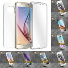 TRI-MAX TRANSPARENT CLEAR FLEXIBLE CASE SCREEN GUARD PROTECTOR TPU SLIM COVER