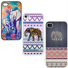 Elephant New Style Durable Back Case Hard Cover For iphone 4 4G 4S iphone 5 5G