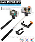 Handheld Wired Monopod Selfie Stick For LG G4 G3 G2 HTC M7 M8 M9 MI Huawei SONY
