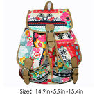 European Vintage Canvas Travel Satchel Shoulder Bags Backpack School Rucksack