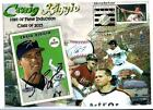 Craig Biggio Autographed 2015 HoF Induction Card Variation Card by Year on Ebay