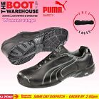 Puma Work Shoes 642857. 'Miss Safety' Velocity. Steel Toe Cap Safety. Anti-Slip!