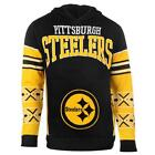 NFL Football Team Logo Big Logo Hooded Sweater - Pick Your Team!