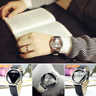 Women Wrist Watch Fashion Leather Band Men New Sport Analog Quartz