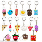 Yummy World Figure - FULL SET of 16 YUMMY KEYCHAINS SERIES 2 by KIDROBOT