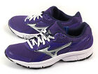 Mizuno Crusader 9 (W) Purple/Silver/Navy Sportstyle Running Shoes K1GA150405