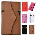 Pouch For Apple iPhone Protector Wallet Case Cover  Flip Zipper Magnetic