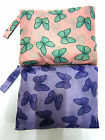 Girls RJM Butterfly Pack Away Mac with Hood 2 Colours Available Style JK408