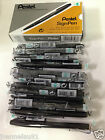 Pentel Sign Pen S520-A in black color, Fibre tip, Japan Made, Free Postage